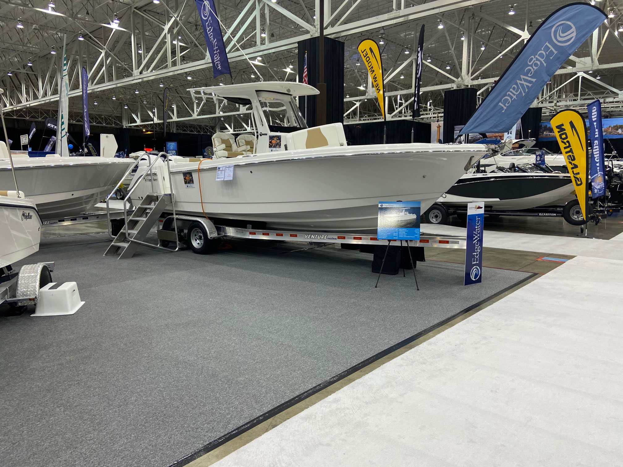Cleveland Boat Show 2